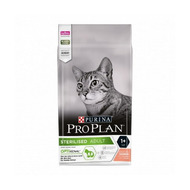 Croquettes pour chats Pro Plan Adulte Sterilised Saumon Sac 3 kg