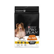 Croquettes Pro Plan All Size Adult OptiWeight Light / Sterilised Sac 3 kg